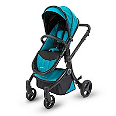 image of guzzie + Guss Connect Stroller in Maui Blue
