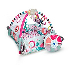 image of Bright Starts 5 in1 Your Way Ball Play Activity Gym in Pink