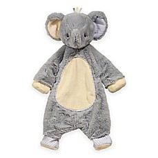image of Elephant Sshlumpie Blanket Plush in Grey