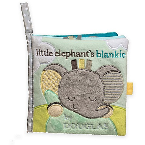 Little Elephant's Blankie  by Douglas Soft Activity Book