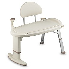 Image Of Moen® Home Care™ Premium Adjustable Transfer Bench