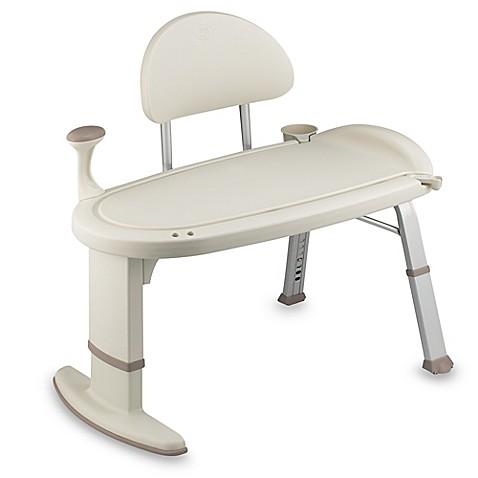 Moen 174 Home Care Premium Adjustable Transfer Bench Bed
