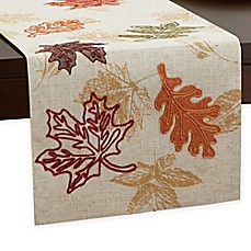 Image Of Fall Breeze Table Runner