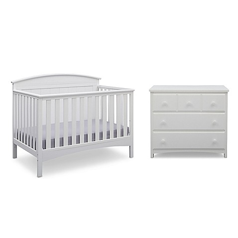 Deltatrade Children Archer Furniture Collection In Bianca