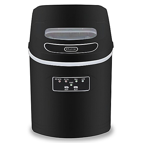 ... Compact Portable Ice Maker with 27 lb. Capacity - Bed Bath & Beyond