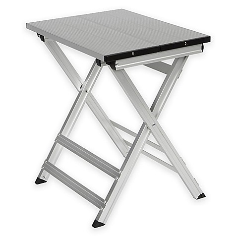 Buy Folding Shower Bench In Aluminum Finish From Bed Bath Beyond