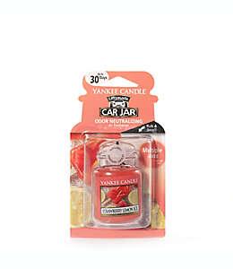 Aromatizante Yankee Candle® Car Jar® Ultimates Strawberry Lemon Ice™