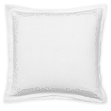image of Dena™ Atelier Somerset European Pillow Sham in White