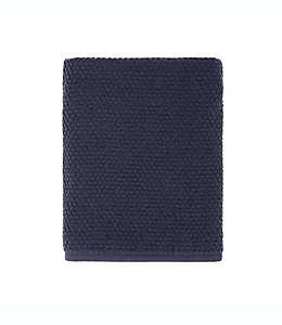 Toalla de medio baño de algodón Wild Sage™ Savannah color azul bijou
