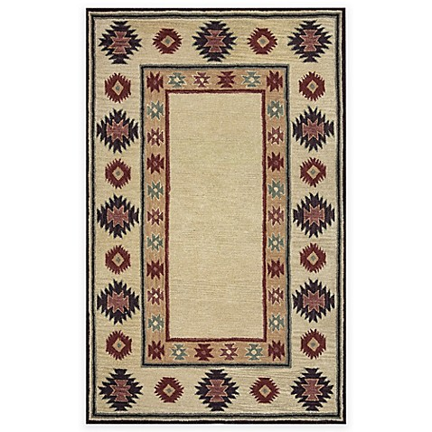 Buy Rizzy Home Southwest Border 8 Foot X 10 Foot Area Rug