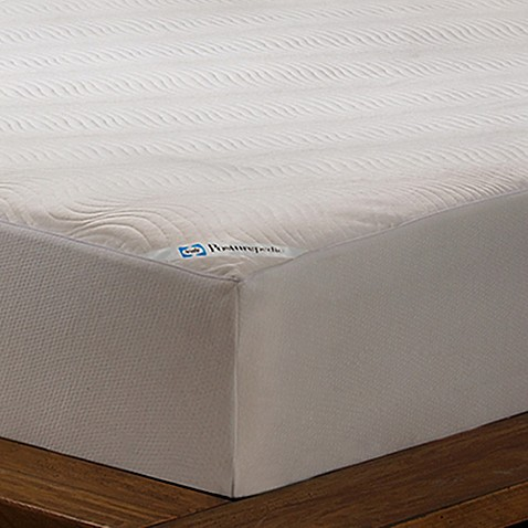 Sealy 174 Posturepedic Cool Comfort Mattress Cover Bed Bath