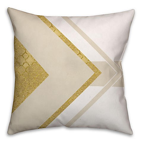 Bed Bath Beyond Triangle Pillow