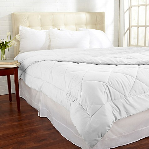 down alternative comforter buy santino alternative comforter in white from 31116