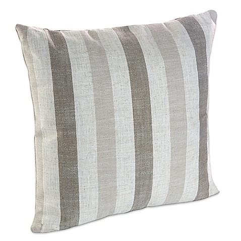 Klear Vu Liza 18-Inch Square Throw Pillows (Set of 2) - Bed Bath & Beyond