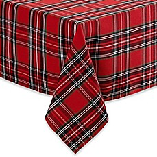 Merveilleux Marydel Plaid Tablecloth