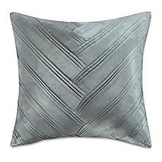image of Vince Camuto® Lille V 16-Inch Square Throw Pillow in Green