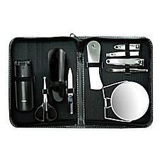 image of Men's Grooming Kit in Black