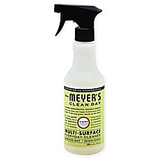 image of Mrs. Meyer's® Clean Day 16 oz. Aromatherapeutic  Multi-Surface Spray in Lemon Verbena