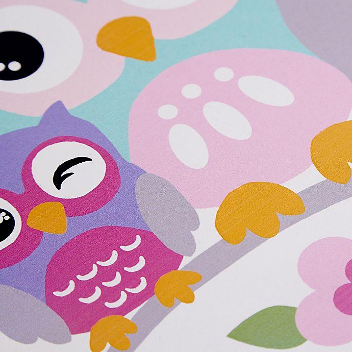 Mi Zone Wise Wendy 12 Inch X 12 Inch Owl Wall Art Set Of 2 Bed Bath Beyond
