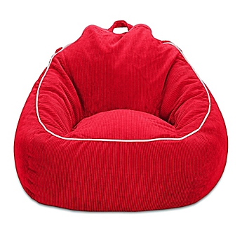 Image Of Corduroy Bean Bag Chair