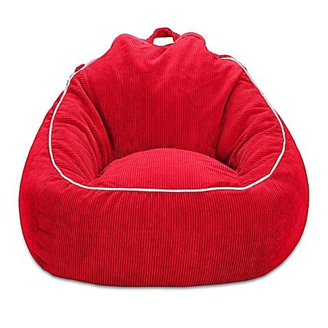 corduroy bean bag chair bed bath beyond
