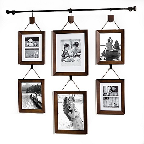 Wall Collage Picture Frames collage frames- collage picture frames, collage photo frames - bed