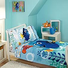 nemo bathroom set. image of Disney  Finding Dory Bubbles 4 Piece Toddler Bedding Set Pixar Bed Bath Beyond