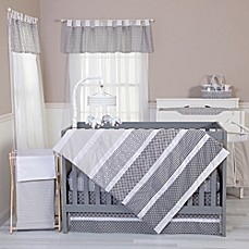 Image Of Trend Lab® Ombre Grey Bedding Collection