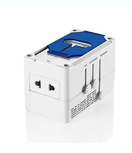 Adaptador universal de corriente Conair Travel Smart para viaje