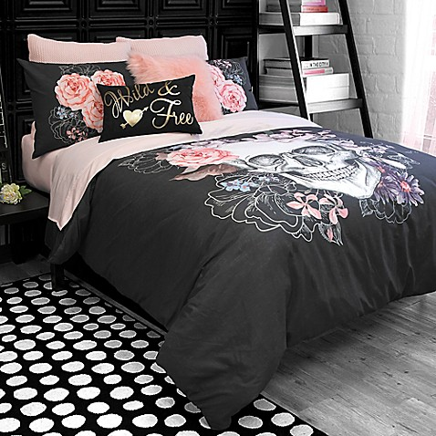 Bed Bath Beyond Sugar Skull Comforter