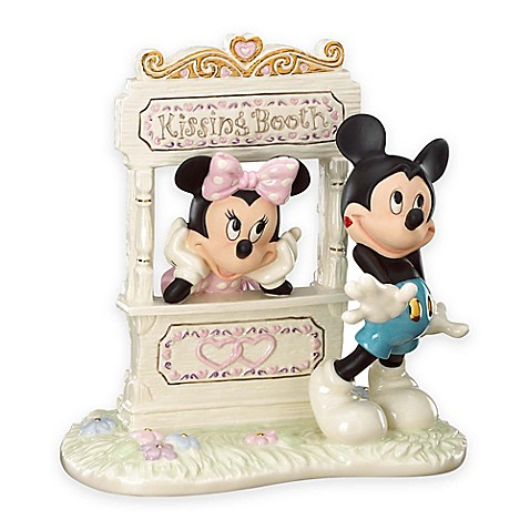 Buy Lenox Disney Kisses For Mickey Figurine From Bed Bath