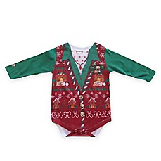 image of Faux Real Ugly Xmas Vest