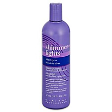 image of Clairol Professional® 16 oz. Shimmer Lights Shampoo