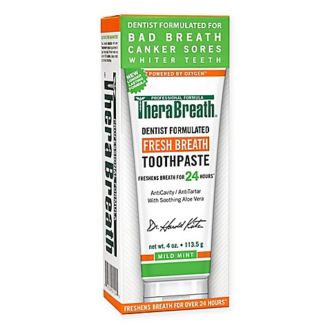 photo relating to Therabreath Coupons Printable identified as Therabreath toothpaste : Directly chat refill my cell phone