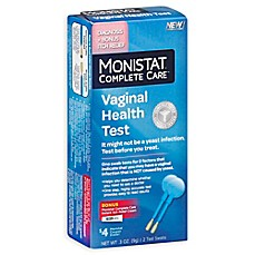 image of Monistat® Complete Care™ 2-Count Vaginal Health Test