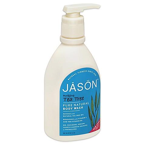 Jason Purifying Tea Tree Pure Natural Skin Oil