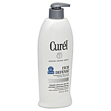 image of Curel® Itch Defense® 13 oz. Fragrance-Free Lotion