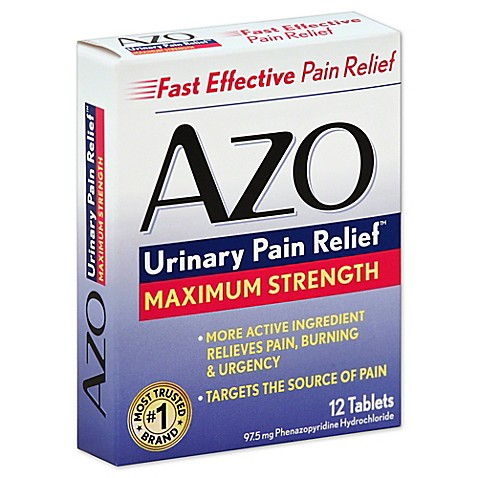 Where can i get azo pills