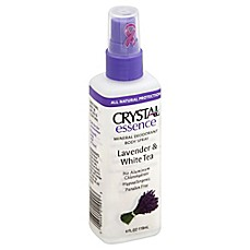 image of Crystal® Essence 4 oz. Mineral Deodorant Body Spray with Lavender and White Tea