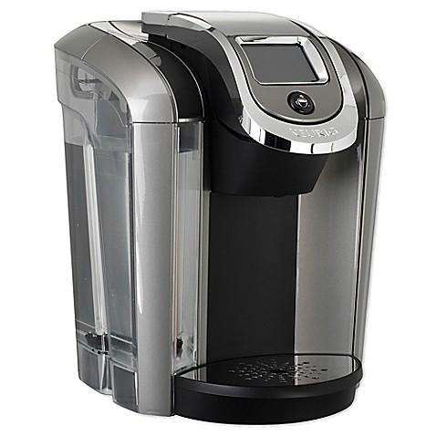 Keurig 174 2 0 K525 Hot Brewing System In Black Bed Bath