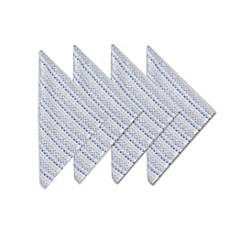image of Celebration Stripe Napkins (Set of 4)