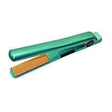 image of CHI Air 1-Inch Ceramic Hair Styling Flat Iron in Teal