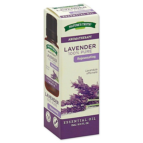 Nature's Truth® Aromatherapy 15mL Lavender Essential Oil
