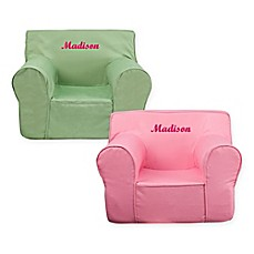 image of Flash Furniture Personalized Kids Chair