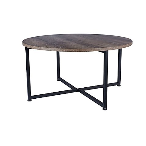 Household essentials ashwood round coffee table bed for Regulation 85 table a