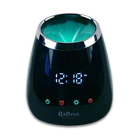 sparoom aromatime alarm clock diffuser bed bath beyond. Black Bedroom Furniture Sets. Home Design Ideas