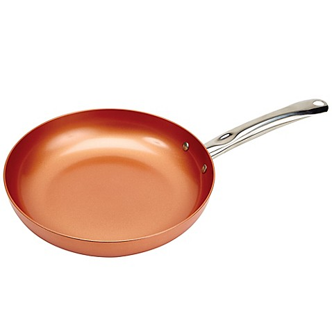 Copper Chef 10 Inch Round Nonstick Fry Pan Bed Bath