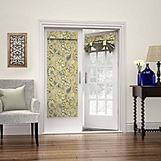 Beautiful Image Of Waverly Brighton Blossom 68 Inch French Door Panel  Curtains For French Doors