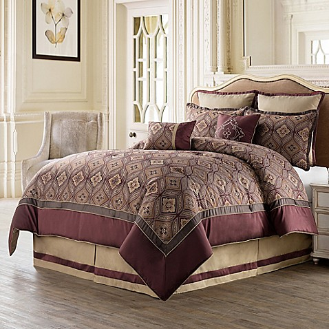 Bridge Street Carson Comforter Set Bed Bath Amp Beyond