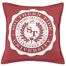 image of southern tide skipjack chino university throw pillow